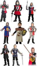 Ritter Kinder Karneval Fasching Kostüm 104-152