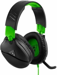 Turtle Beach Recon 70X Black Gaming Headset Switch PS4 PS5 Xbox One S & Series X