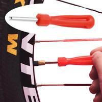 2Stk Ventil Einsatz Kern Werkzeug Ausdreher Schraubendreher Reparatur Autoreifen