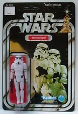 Vintage 1977 Star Wars Kenner 12 Back Stormtrooper Recard Kit