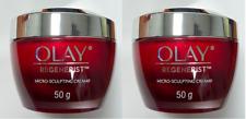 Olay Regenerist Micro-Sculpting Cream, Anti Aging Moisturizer,1.7 oz (2 Pack)