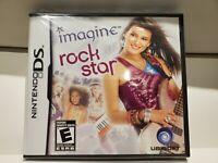 Imagine: Rock Star (Nintendo DS, 2008) Brand New