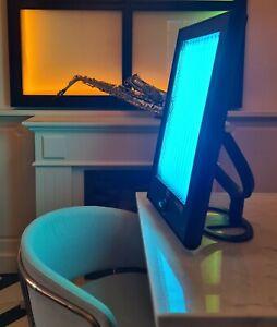 Lampada Abbronzante Casa philips Viso Solarium Domestico Abbronzatura Tanning