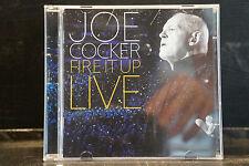 Joe Cocker - Fire It Up Live    2 CDs