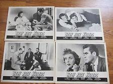 BABY FACE KILLERS Private Hell 36 r58 film noir Ida Lupino Steve Cochran lobby