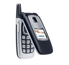 Nokia 6103 - Black (Unlocked) Bluetooth Cellular Phone Mobile Cell Free Shipping