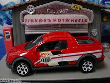 2013/2015 Outdoor '11 VOLKSWAGEN SAVEIRO CROSS 2011∞Red VW; WWC∞loose Matchbox