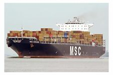 rp16052 - Container Ship - OOCL Montreal - photo 6x4