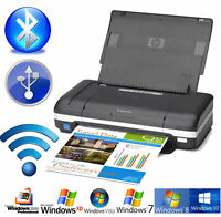 KLEINER MOBILER DRUCKER USB HP DESKJET 470 NETZ+BAT 4800dpi 17S/M BLUET OPTIONAL