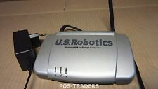 US Robotics USR5441 Wireless MAXg Range Extender  802.11g 1X ANTENNA INCL PSU
