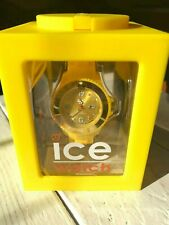 Ice Watch SI.YW.S.S.09 Unisex Watch Small Yellow