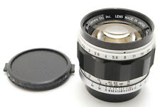 【MINT+++】Canon 50mm f/1.4 L L39 Leica Screw Mount LTM Lens From JAPAN