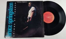 BRUCE SPRINGSTEEN Chimes Of Freedom EP Columbia 4C44445 US 1988 VG++ GSP 13E