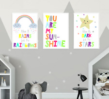 Safari Nursery Wall Decorations For Sale Ebay