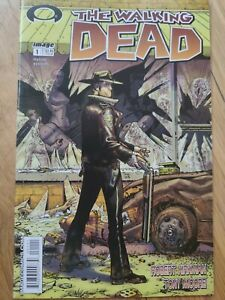 The Walking Dead 1-10 All First Prints