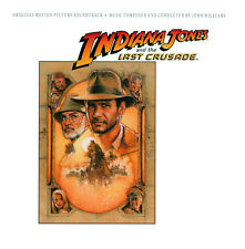 Indiana Jones & The Last Crusade - Expanded - Limited Edition - John Williams
