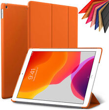 """Leather Smart Flip Case Stand Flip Cover For iPad 10.2"""" Inch 8th,7th Generation"""