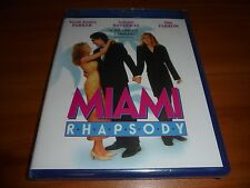 Miami Rhapsody (Blu-ray Disc, 2011) Sarah Jessica Parker NEW