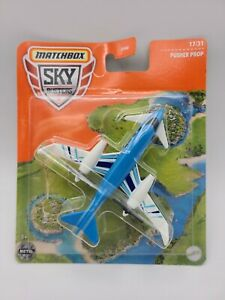 2021 MATCHBOX SKYBUSTERS - PUSHER PROP - CASE T FREE SHIPPING