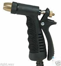 Metal Brass Hose Water Spray Gun For Car Wash Garden Watering Plants Cleaning