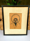 Vintage CARL PAPPE Woodcut Print 3/16 'Don Pedro' Taxco Mexico 1936