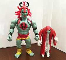 1985 MUMM-RA & MAIL-IN VERSION • C8-9 • VINTAGE LJN THUNDERCATS