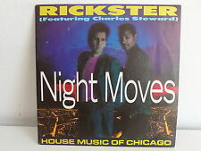 RICKSTER Feat CHARLES STEWART Night moves OTB 1370 7
