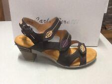 ladies sandal Carla Berotti Elan black multi size 38/7
