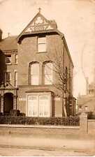 P.C Chellaston House Seabank Road Rhyl Denbighshire Flintshire P U 1933 R P