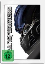 TRANSFORMERS (Shia LaBeouf, Megan Fox) 2 DVDs, Steelbook NEU+OVP