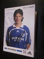 34490 Levan Kobiashvili 06-07 FC Schalke 04 original signierte Autogrammkarte