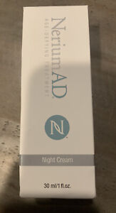 Nerium AD Age Defying Treatment Night Cream NIB *Sealed*