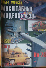 "Magazine: ""Scale models"" 2004/39 Edition modelers and fans of scale models."