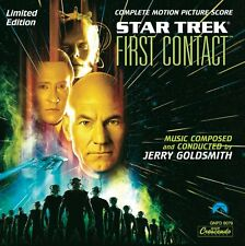Star Trek First Contact - Expanded Score - Limited 3000 - Jerry Goldsmith
