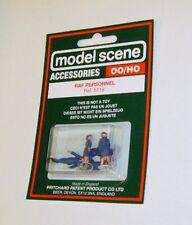 Modelscene Accessories 5118 - RAF Personnel - (00). - Railway Models