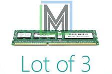 LOT OF 3: 107-00106 NetApp FAS8020 8GB DDR3 1333 DIMM RAM Memory