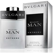 Bvlgari MAN Extreme Cologne by Bvlgari, 3.4 oz EDT Spray for Men NEW 100 ML
