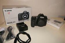 Canon EOS 6D 20,2 MP SLR-Digitalkamera - Schwarz (Nur Gehäuse), OVP, Top