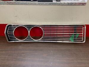 1968 FORD GALAXIE 500 RH GRILLE NOS FORD 1020
