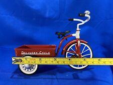 Hallmark Kiddie Car Classics Sidewalk Cruisers Garton Delivery Cycle 1950- New
