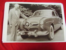 1950 STUDEBAKER  & COMPANY VP    BIG 11 X 17  PHOTO  PICTURE