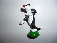 1999 Warner Bros Character Figure -  Sylvester the Cat
