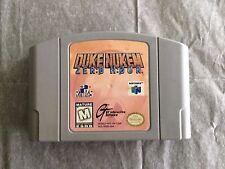 Duke Nukem: Zero Hour (Nintendo 64 N64) Game Only
