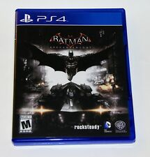 Replacement Case (NO GAME) Batman Arkham Knight PlayStation 4 PS4 Box