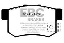 DP4781/2R EBC Yellowstuff REAR Brake Pads fit HONDA