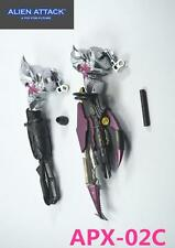 ALIEN ATTACK APX02C Mega Pink Right Arm for ROTF Leader Class Megatron