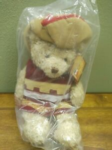 """Gund Teddy Bears Of The World Mexico """"Paco"""" Collectible Animals Plush 14"""""""
