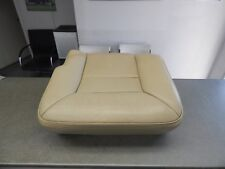 W124 300CE E320 COUPE REAR BOTTOM SEAT BEIGE -  LEFT REAR LOWER