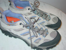 Womens Merrell Moab Ventilator J57758 Aluminum/Marlin Trail Hiking Shoes Size 11