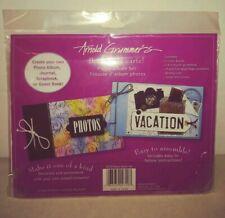 Arthur Grummer Make Your Own Book Kit New Sealed -Albumn Journal